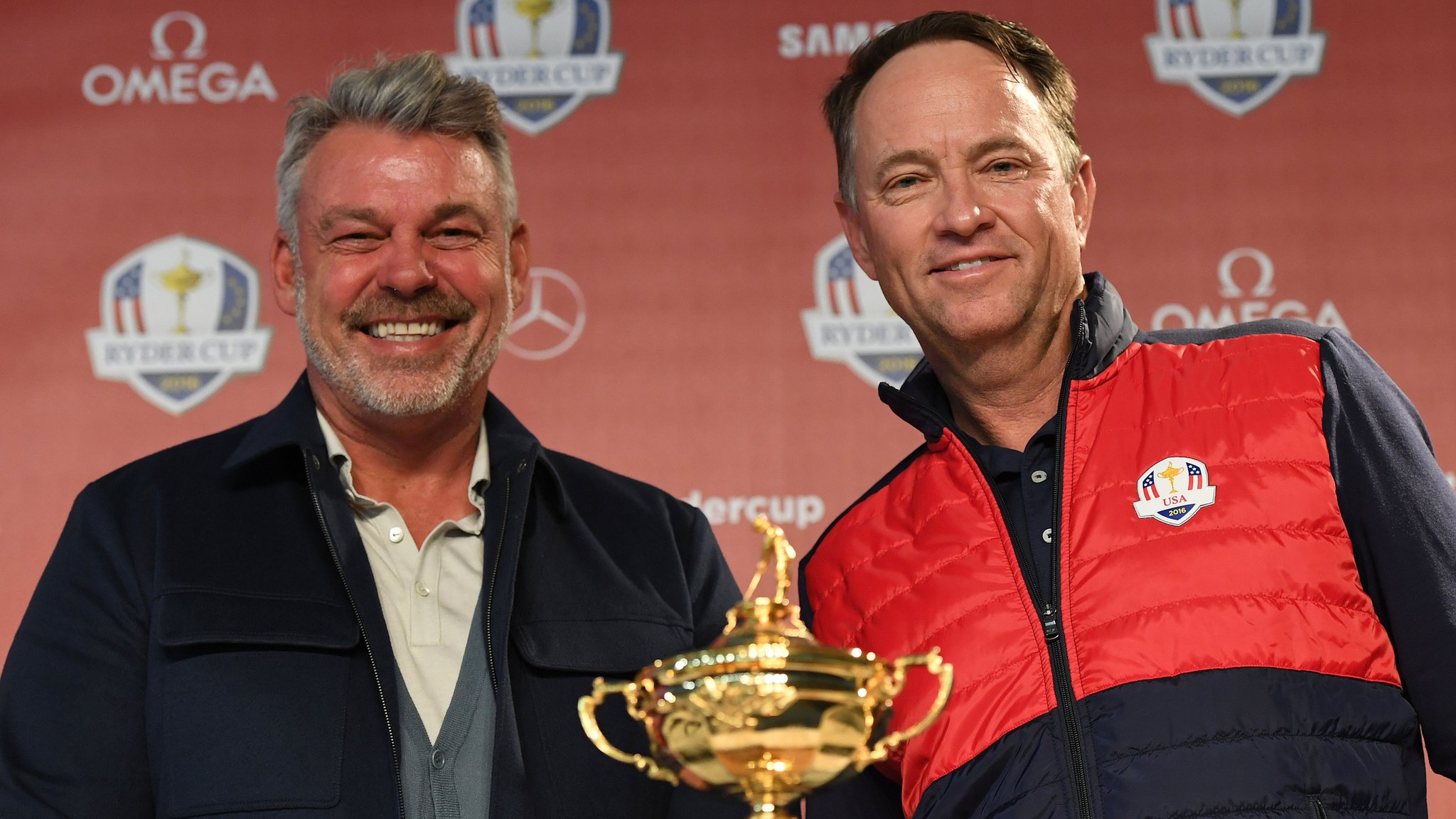 Partisan crowd & 11-man taskforce: US aim to end Europe's Ryder Cup rule