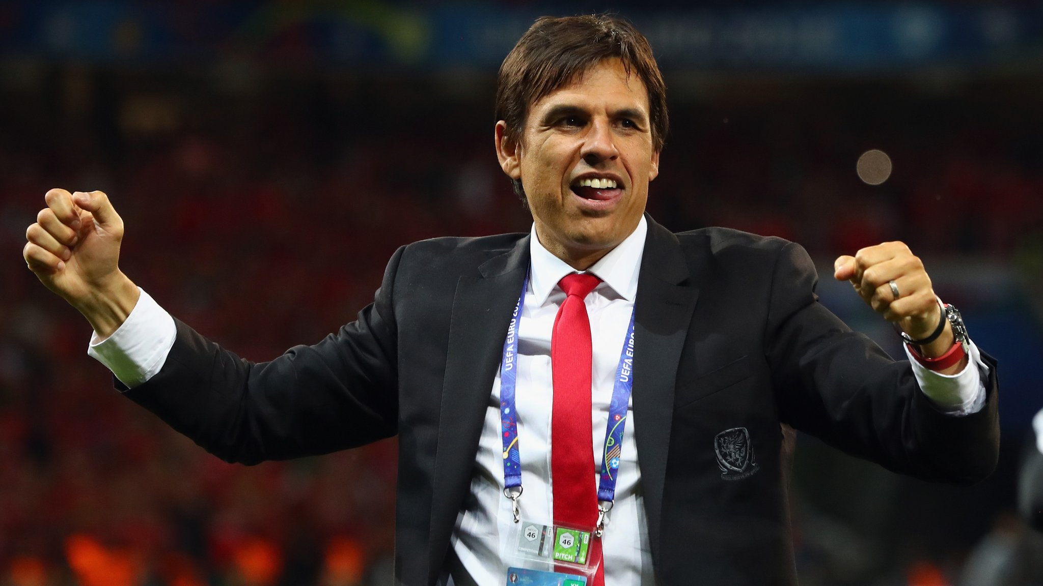 Chris Coleman: Wales manager to receive Special Recognition Award at Wales Sport Awards