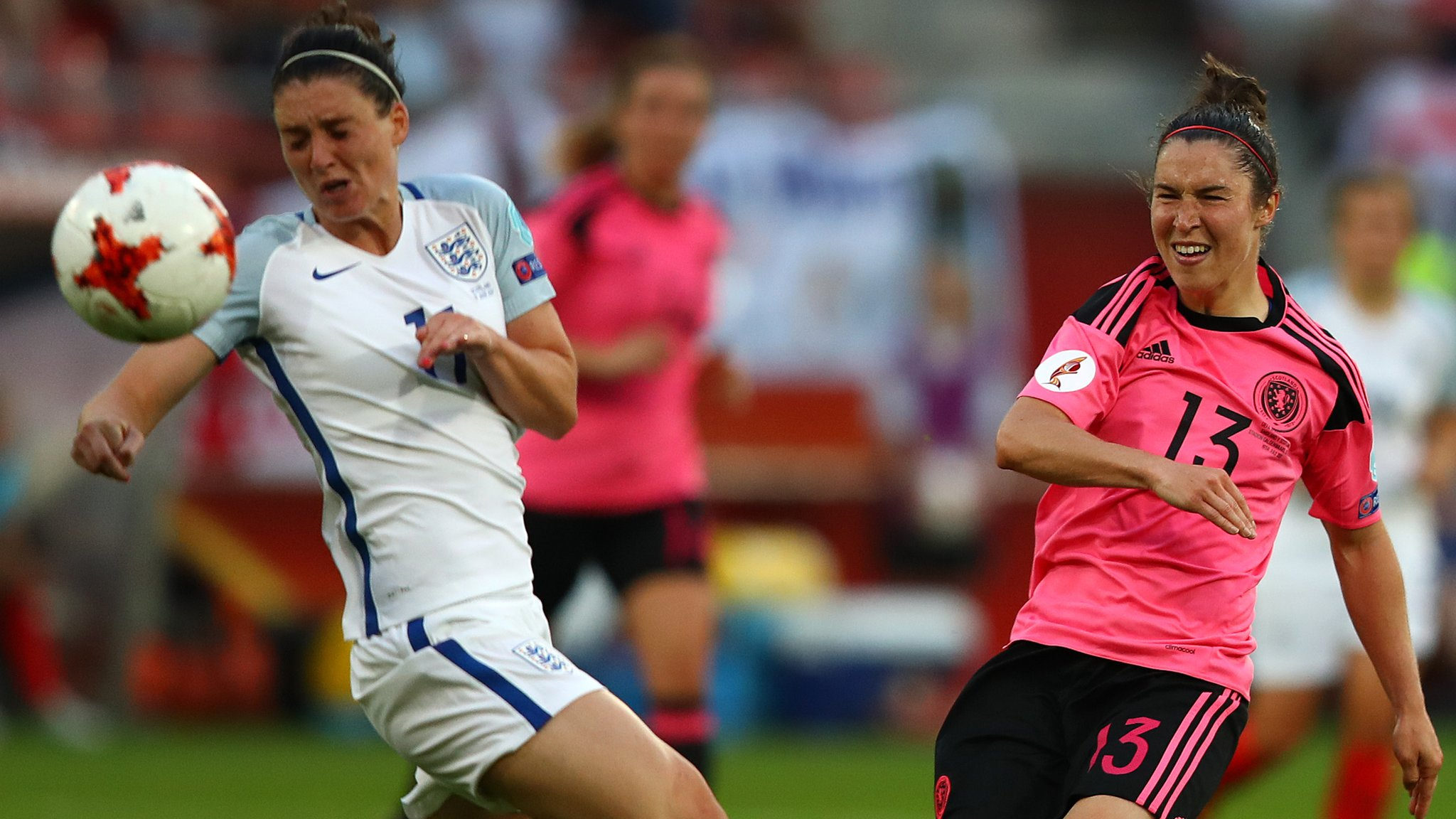 2019 Women's World Cup: England and Scotland in same group