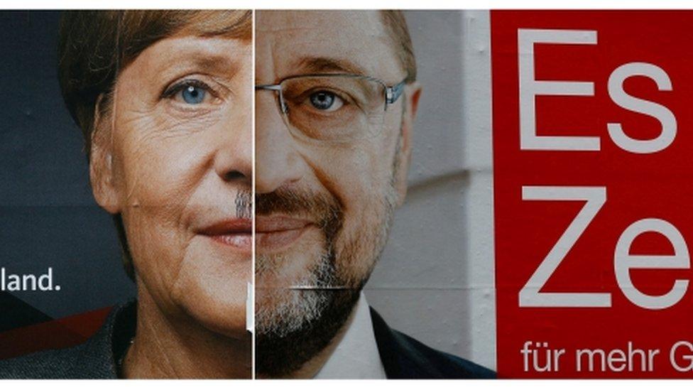 СМИ: чем закончатся выборы в Германии и референдум в Каталонии?