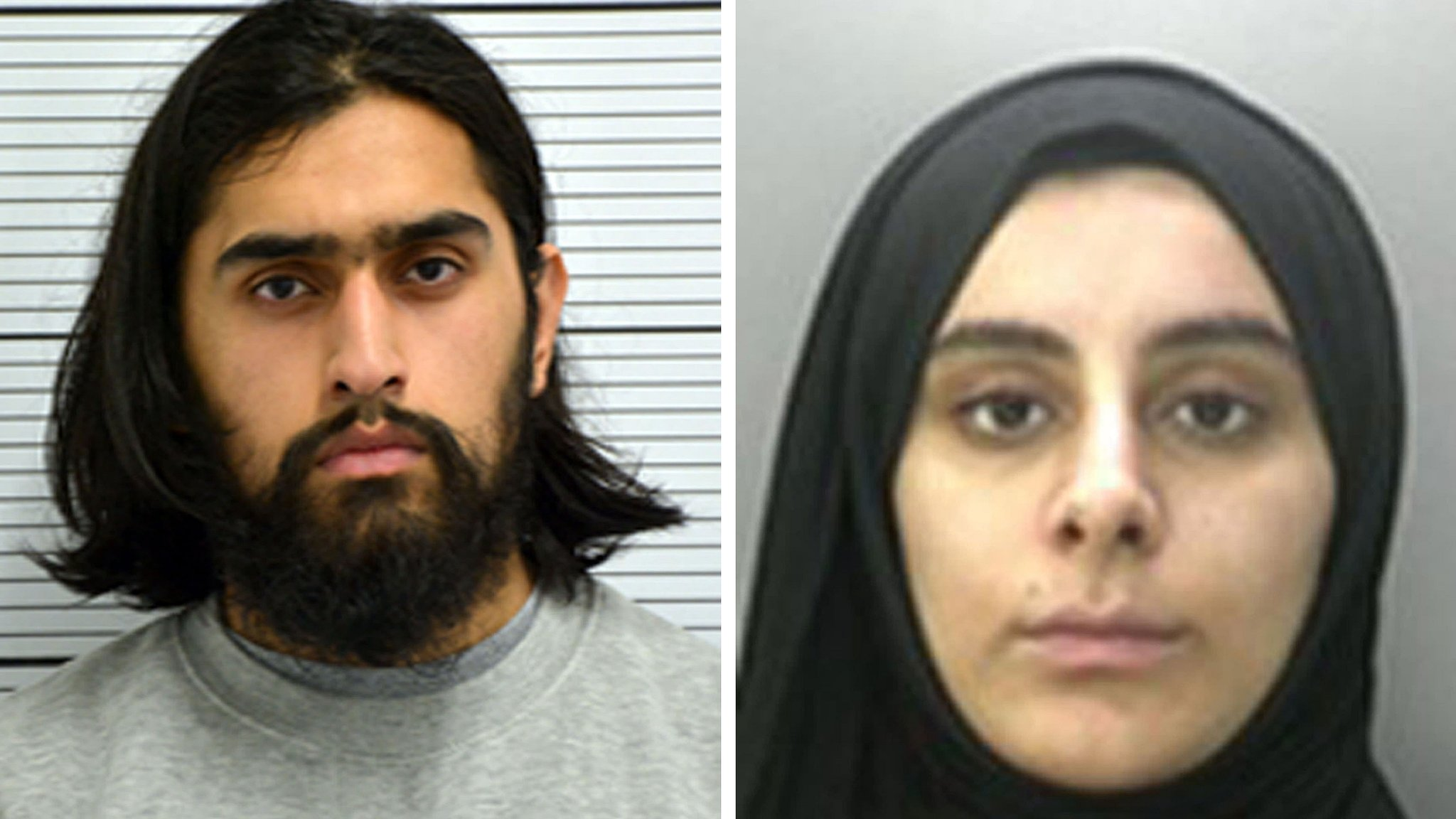 Couple jailed for plotting Birmingham terror attac