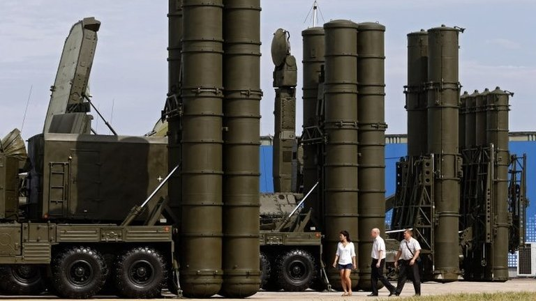 S-300 missile system: Russia to upgrade Syrian air defences