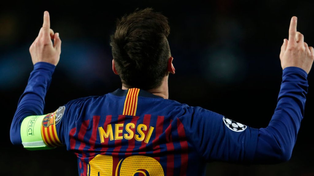 Anything Cristiano can do... Messi reminds Europe he is Ronaldo's equal