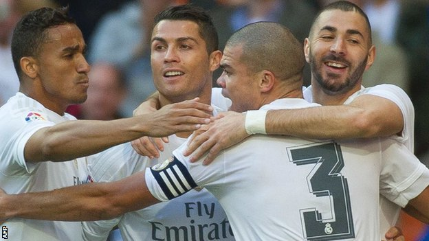 Video: Real Madrid vs Getafe