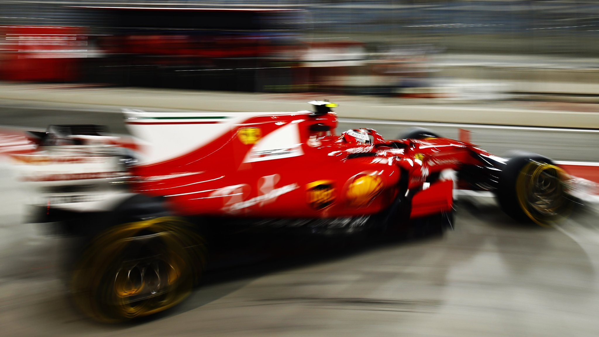 The car's the star: Why Ferrari are fast again - and why it's good for F1