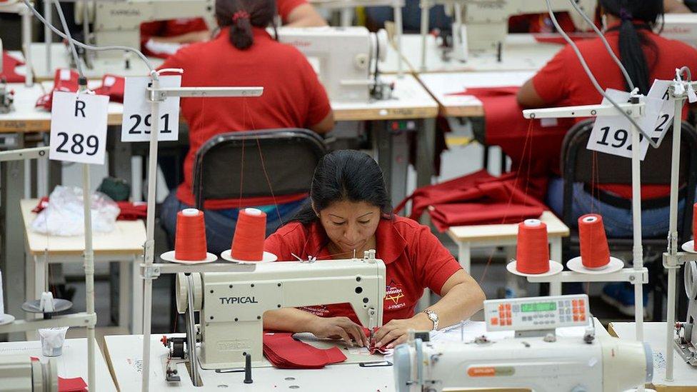 Se registraron importantes aumentos salariales en los sectores de menores ingresos.