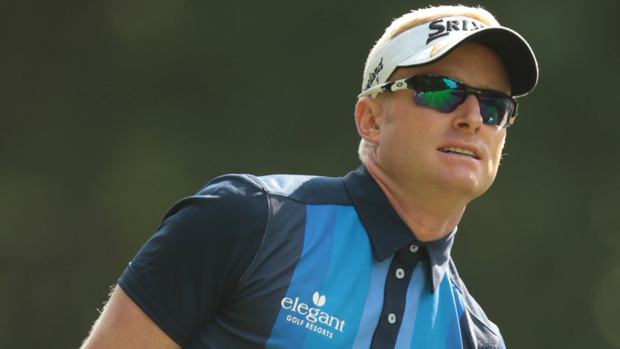 Simon Dyson: Former European Top 10 golfer retires to concentrate on coaching