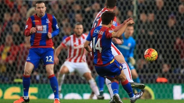 Video: Stoke City vs Crystal Palace