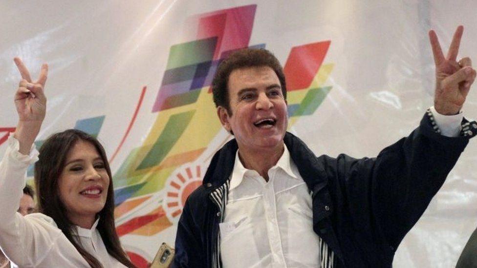 زعيم المعارضة في هندوراس سلفادور نصر الله