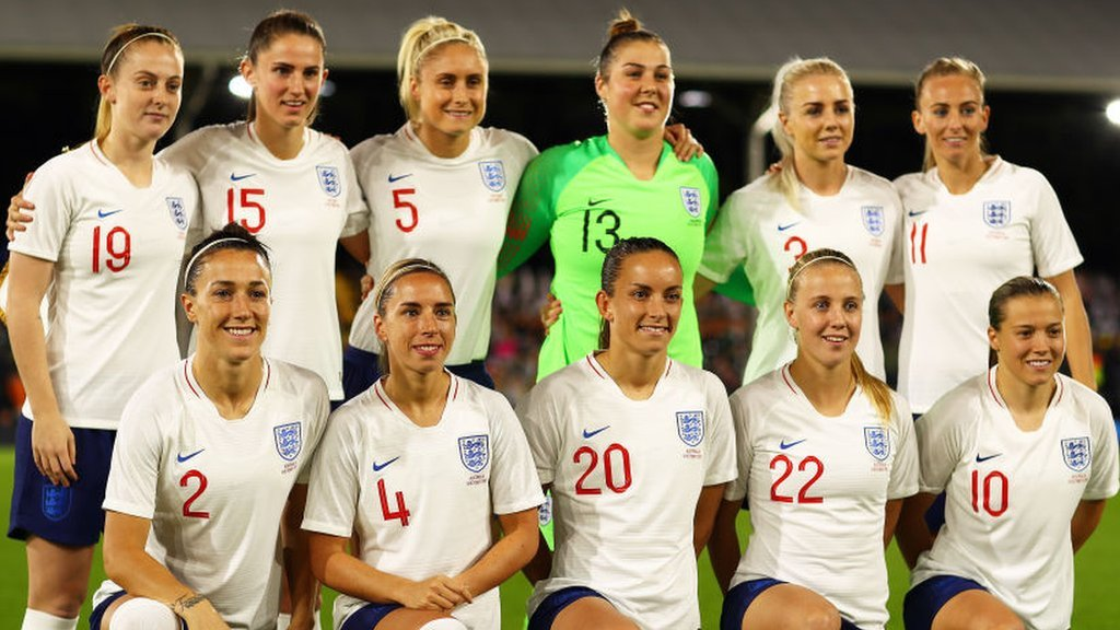 super popular 81813 2c256 SheBelieves Cup 2019  Who are England women playing   what are their  chances  - England build up to this summer s Women s World Cup with a trip  to the ...