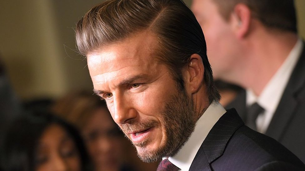 David Beckham and other celebrities lose £700m tax case