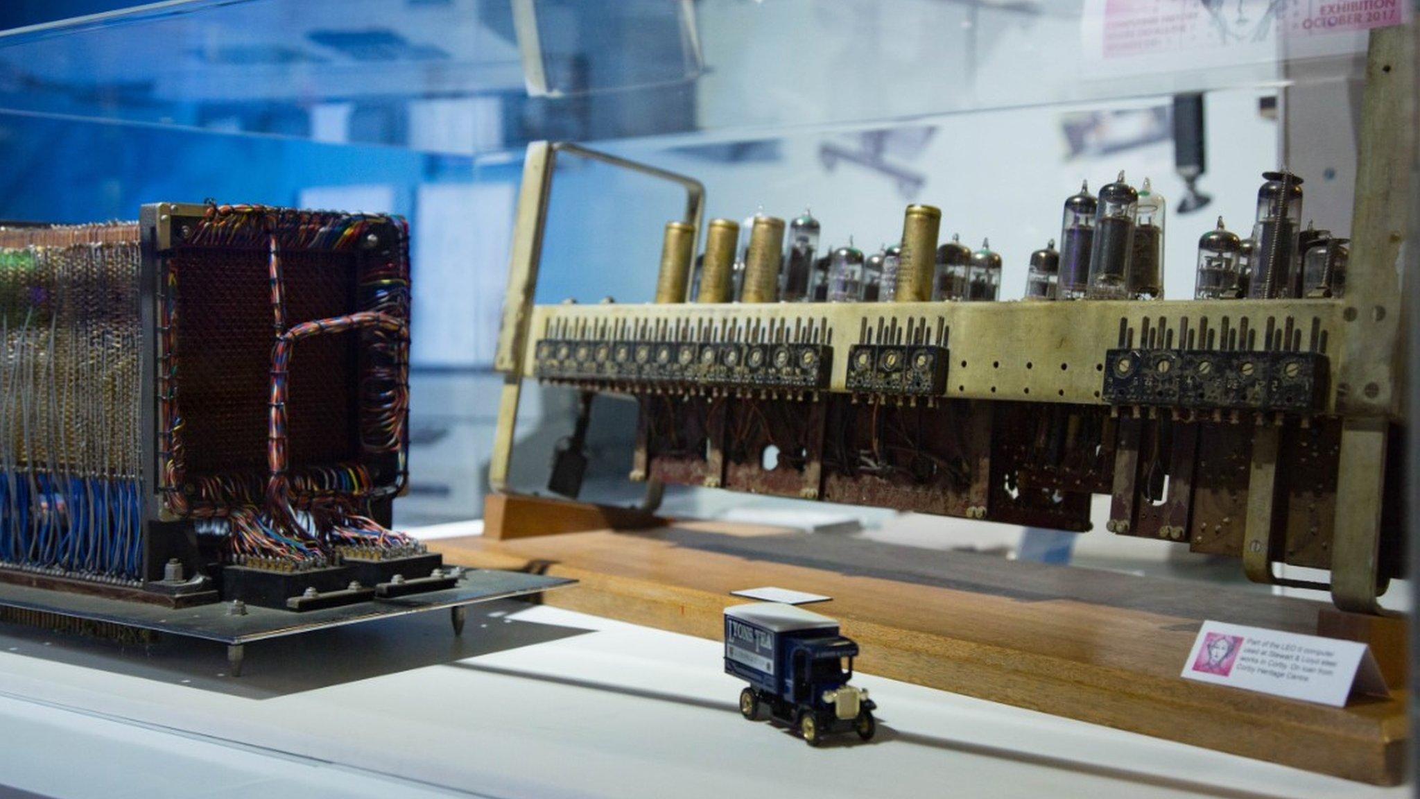 Cambridge museum celebrates history of women in computing