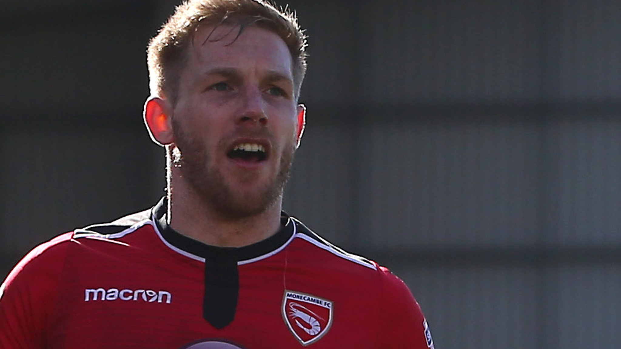Steven Old: Morecambe defender signs two-year deal