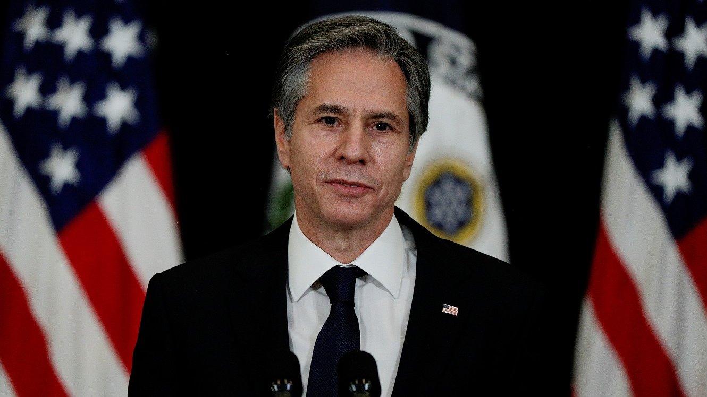 """أنتوني بلينكن وزير خارجية الولايات المتحدة يقول إن """"أمريكا عادت"""" - BBC News عربي"""