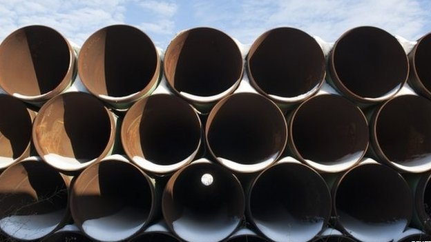 Keystone XL pipeline: Company to sue over rejection