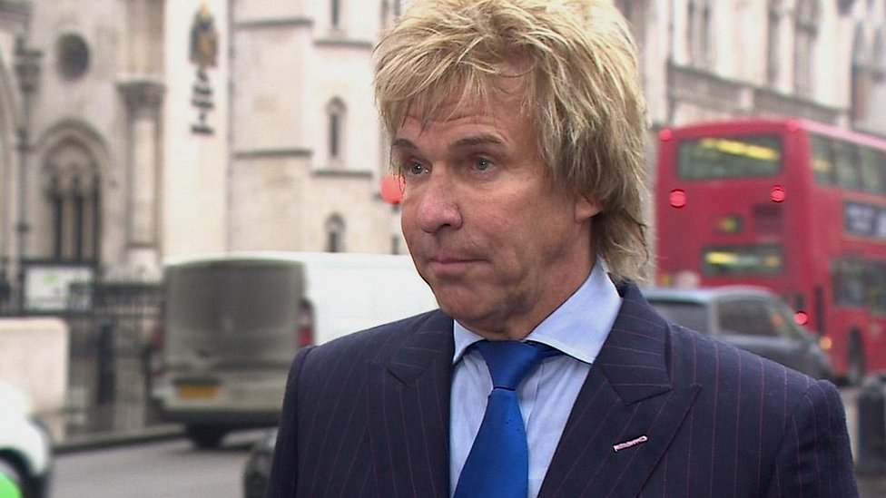 Pimlico Plumbers boss Charlie Mullins on losing legal case