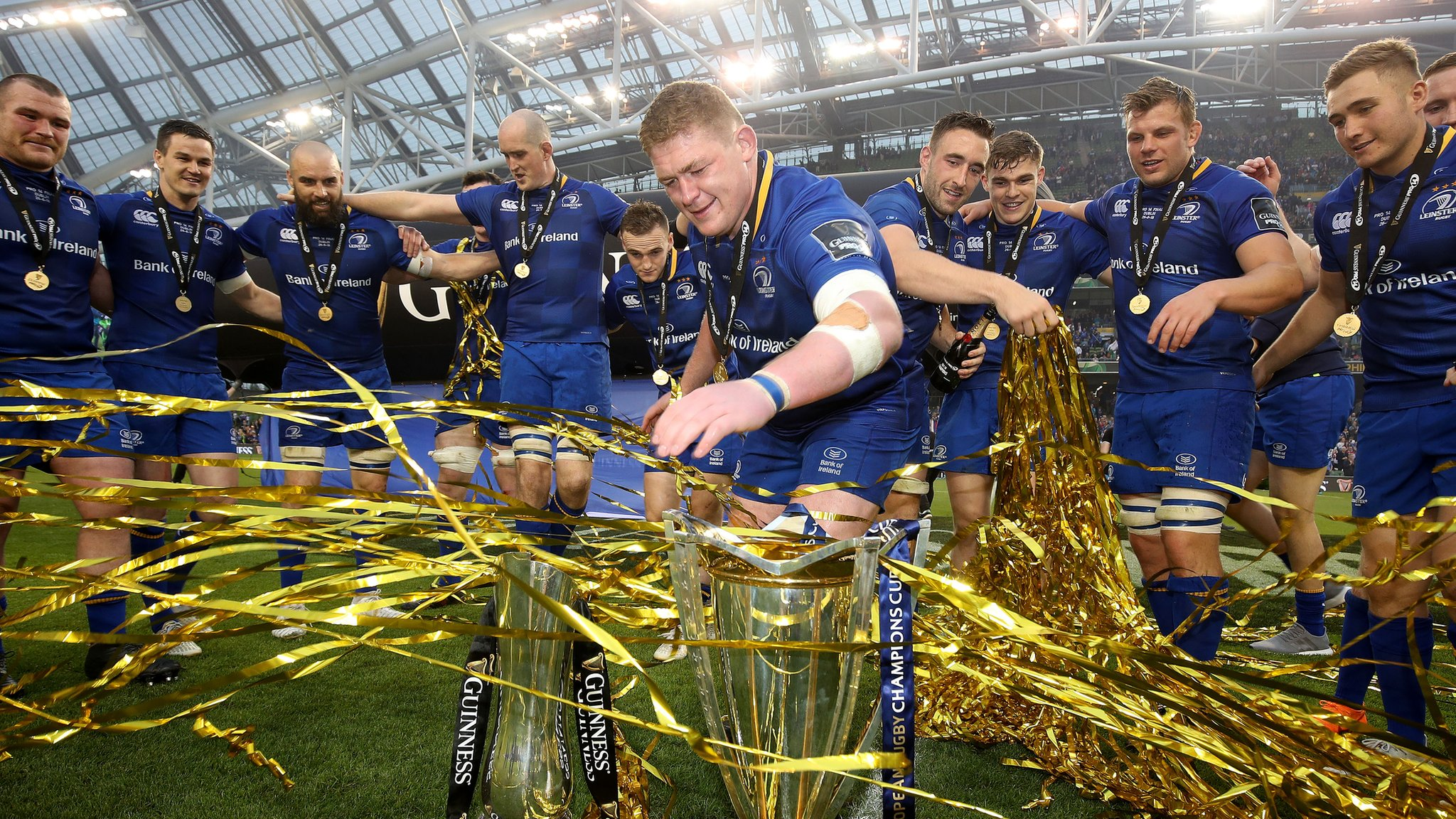 Quiz: Test your knowledge of Leinster's decade of success