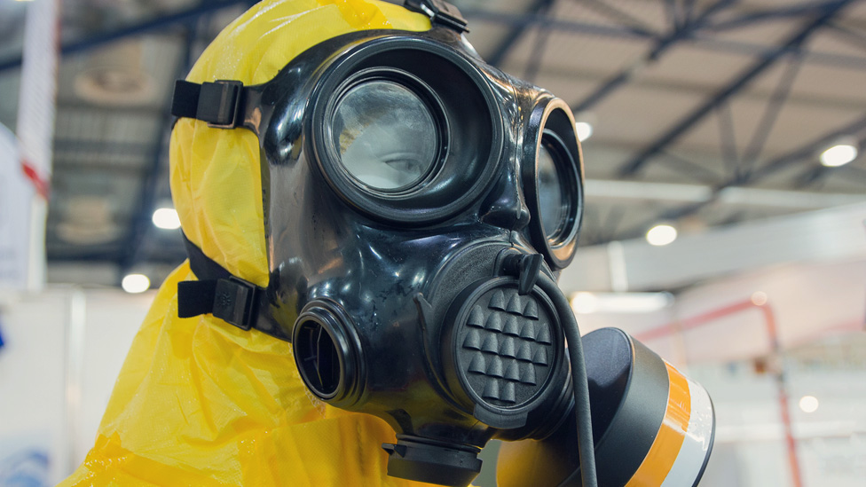 Nerve agent: Who controls the world's most toxic chemicals?