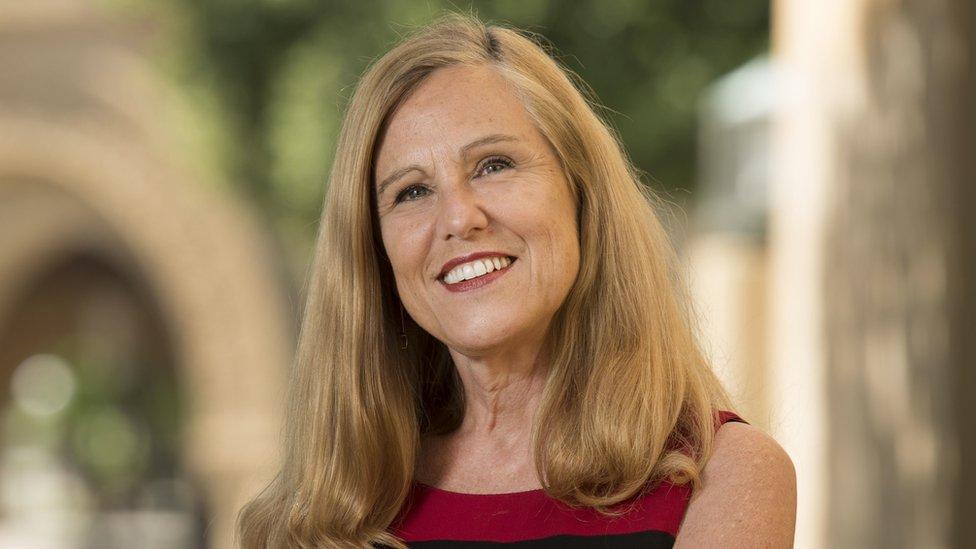 Deborah Stipek, profesora de la Universidad de Stanford