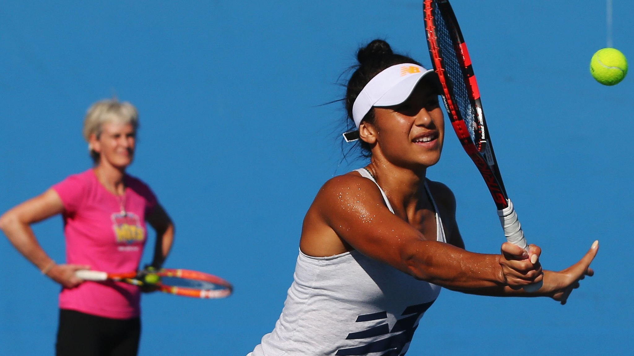 Lawn Tennis Association wants to double number of British female coaches