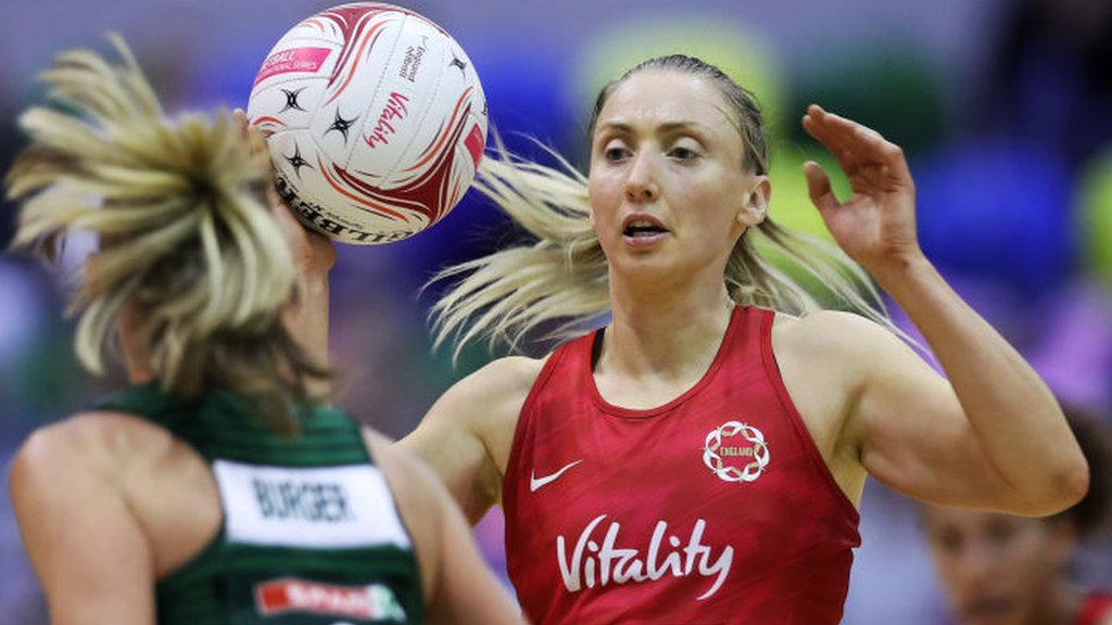 Netball World Cup 2019: I cant quit now, I want another gold - Jade Clarke