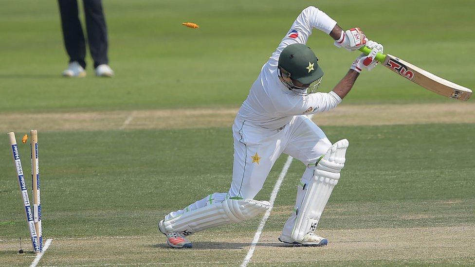 مصباح الحق: 'افسوس کہ پاکستانی ٹیم ہوم کنڈیشنز میں ہارنا شروع ہو گئی ہے'