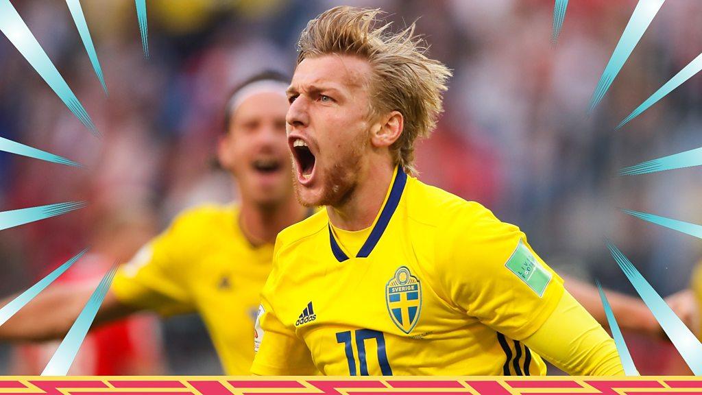World Cup 2018: Sweden 1-0 Switzerland highlights