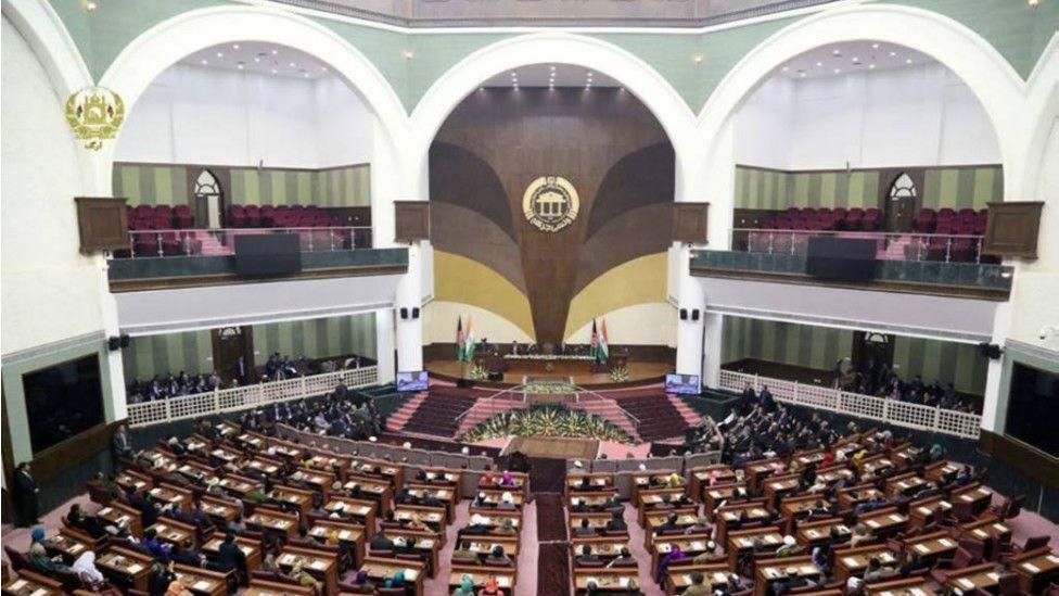 مجلس افغانستان بودجه سال ۱۳۹۷ را تصویب کرد