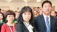 Chinese teachers at Hampshire school