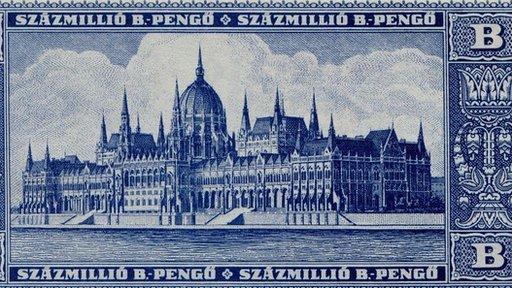 Hungría no pudo controlar la inflación después de la Segunda Guerra Mundial. (Foto cortesía de tomchao.com).
