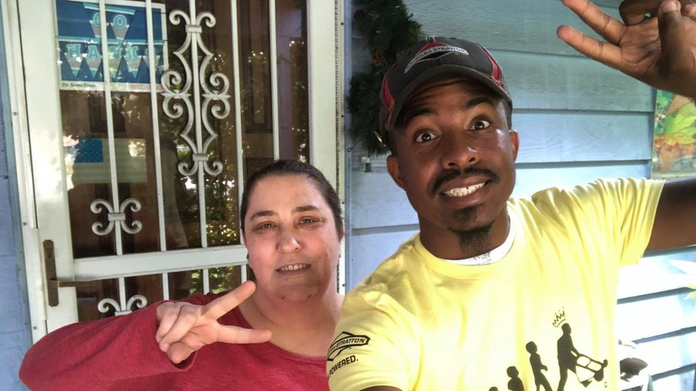 Lawn mower man: Rodney Smith Jr completes 50 states challenge