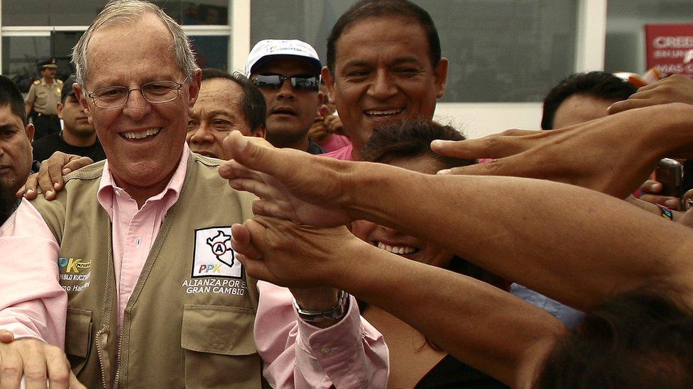 El presidente peruano Kuczynski quiere incentivar a los inversionistas extranjeros.