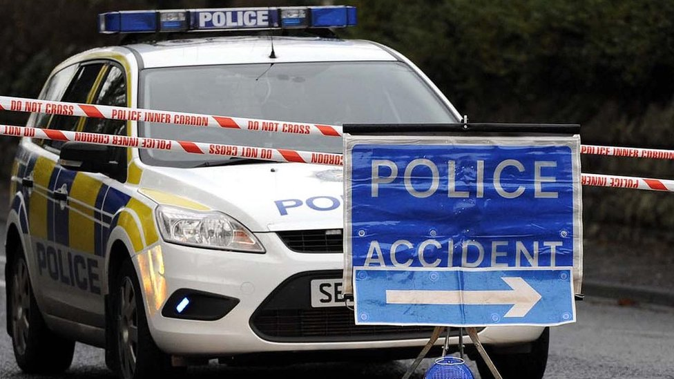 Boy and girl critical after being struck by a car in County Antrim