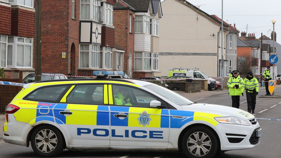 St Leonards shooting: Two women shot dead at house