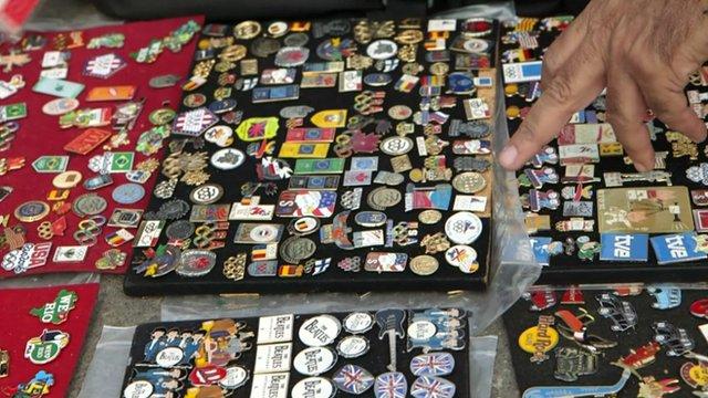 Rio: 'Has anyone seen the Pikachu pin?'