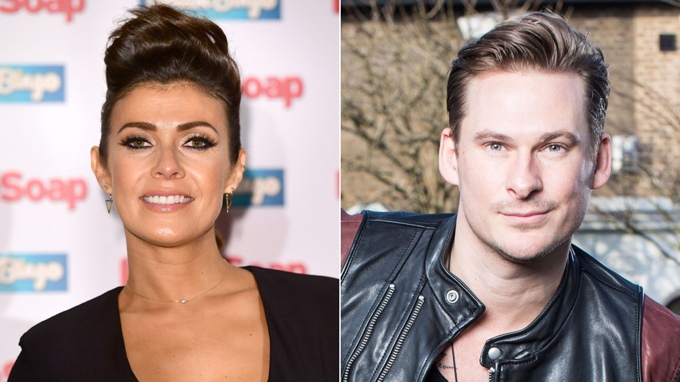 Lee Ryan and other singers who became soap stars