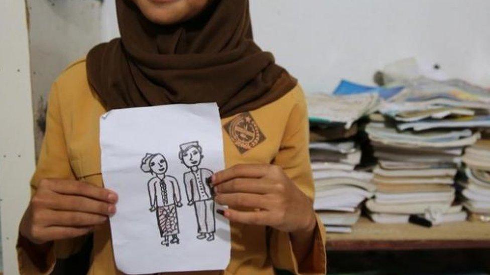 Indonesian children marry despite outcry
