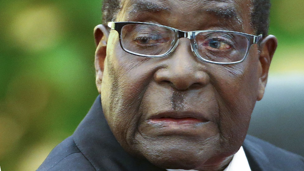 Elizabeth Ohene: The year veteran presidents finally moved on