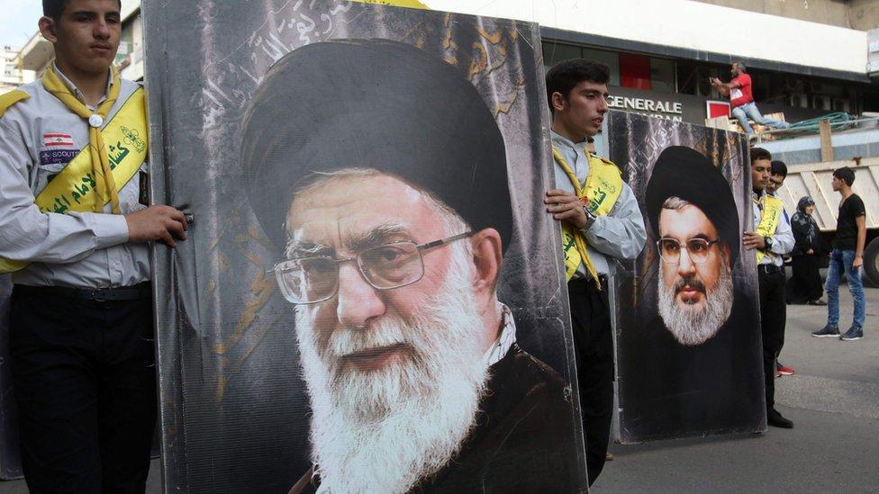 تتهم السعودية خصمتها الإقليمية إيران بمحاولة زعزعة استقرار المنطقة