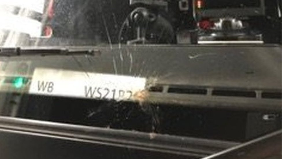 Truth or Not? Stones thrown at police and fire crews in Phillpstown