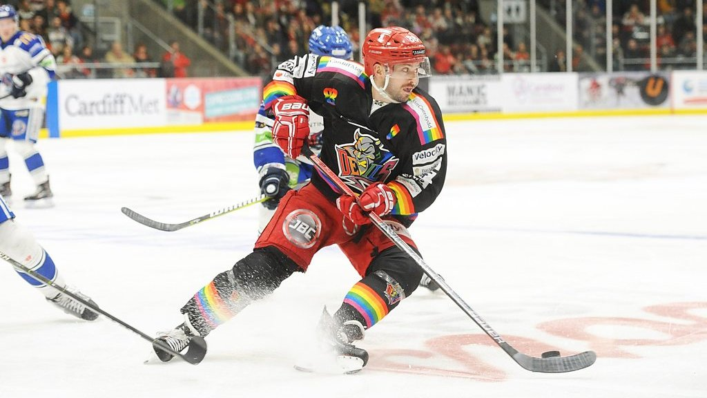 Highlights as Cardiff Devils win an 11-goal thriller against Coventry Blaze