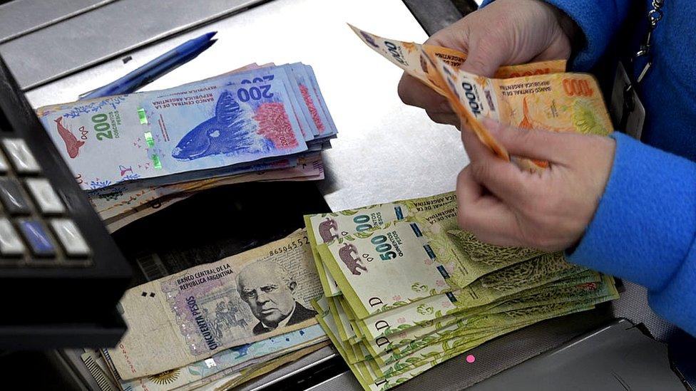 Asunción de Alberto Fernández: el problema que ha causado las últimas  crisis económicas en Argentina - BBC News Mundo