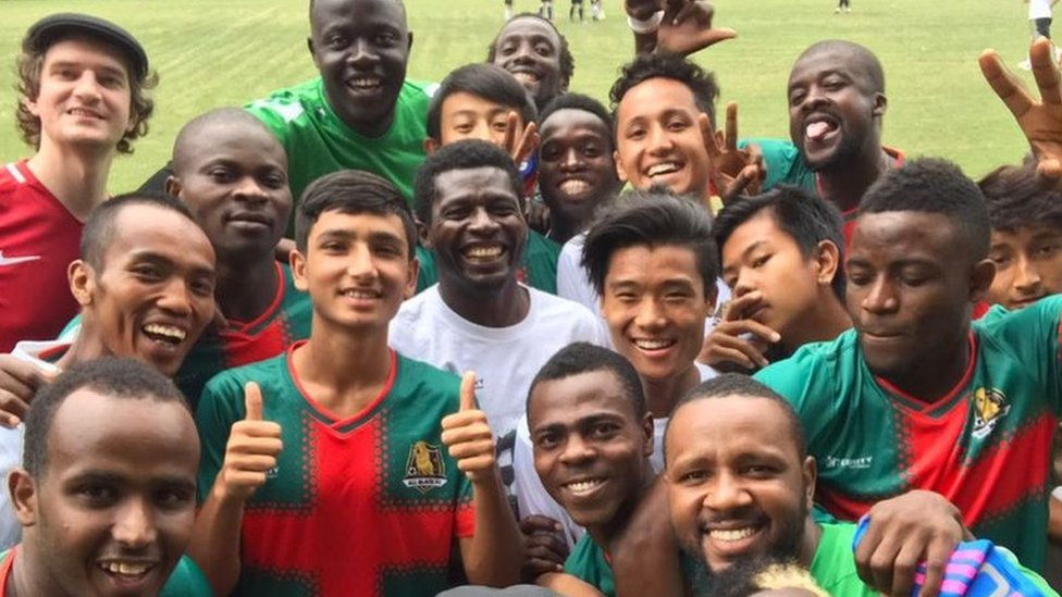 Crossing Divides: Africans fight Hong Kong prejudice with football
