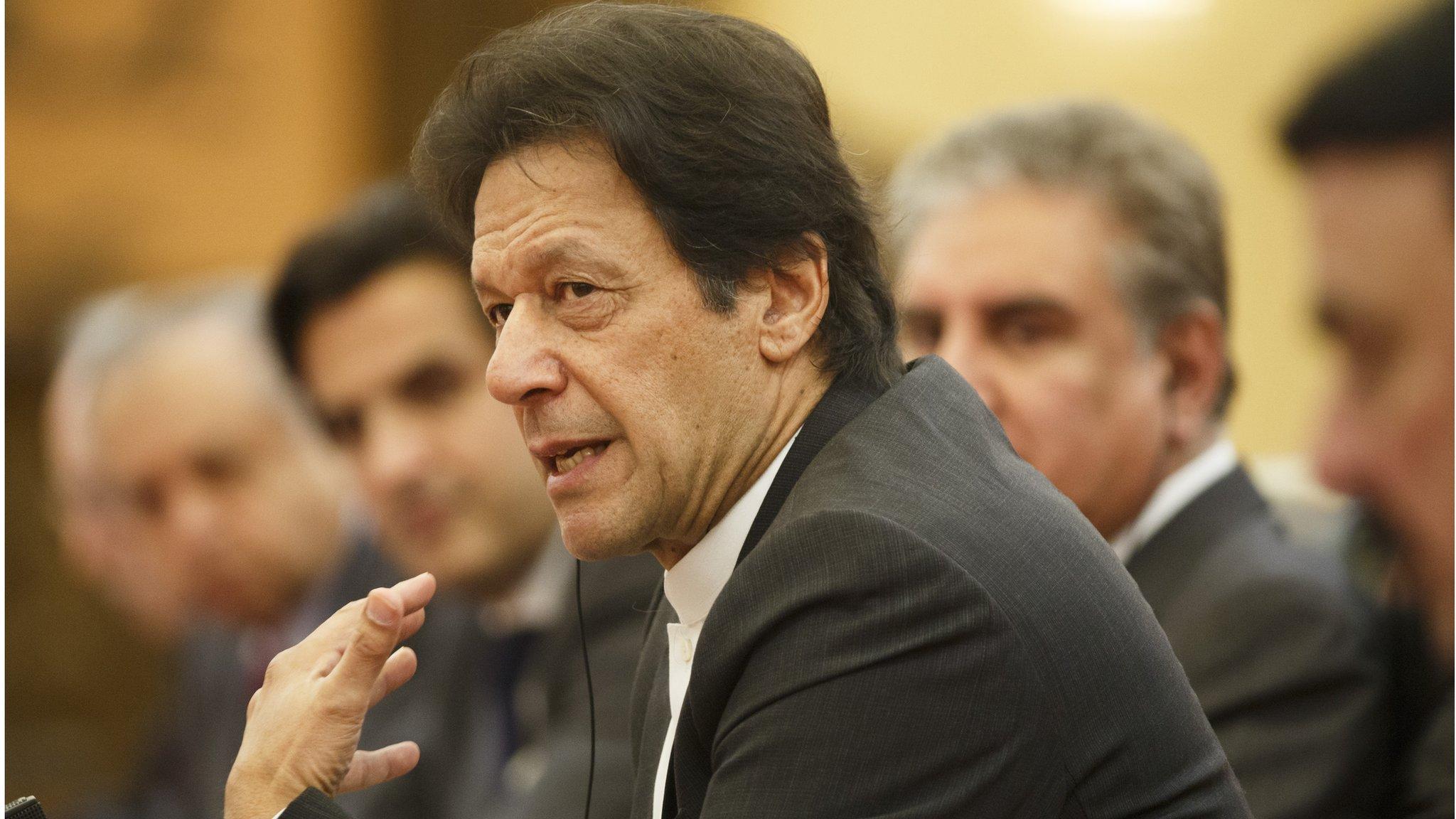 عمران خان افغان عوام کی آزمائش کے خاتمے کے لیے دعاگو
