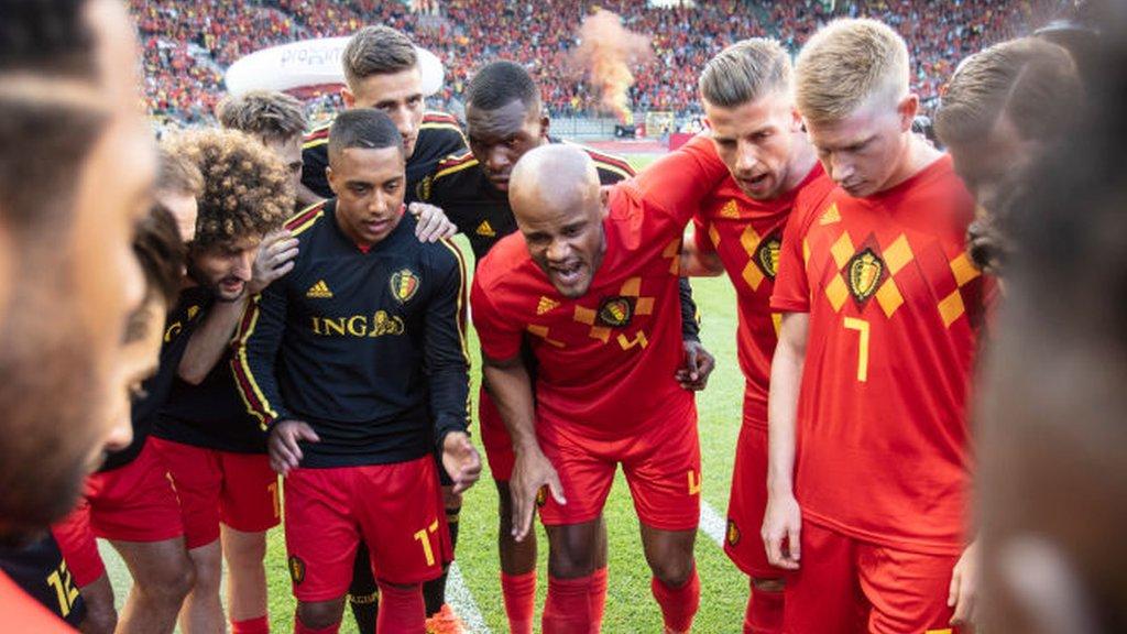 World Cup 2018: Belgium must beat mental barrier - Roberto Martinez