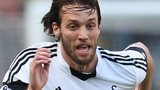 Michu in action for Swansea City