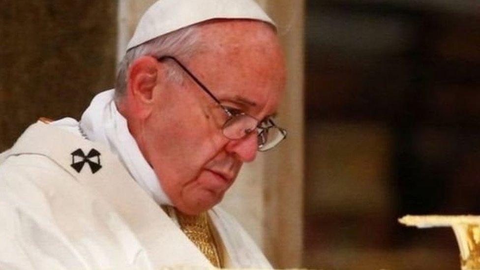 البابا برانسيس