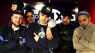 Kurupt FM take over Live Lounge