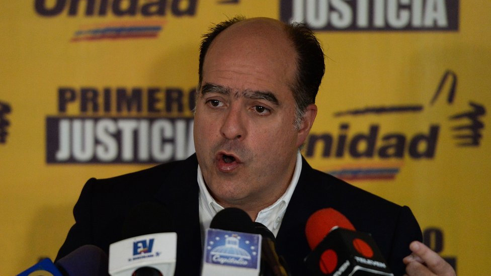 Julio Borges.