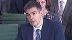 Google's UK head, Matt Brittin, appearing before the Public Accounts Committee
